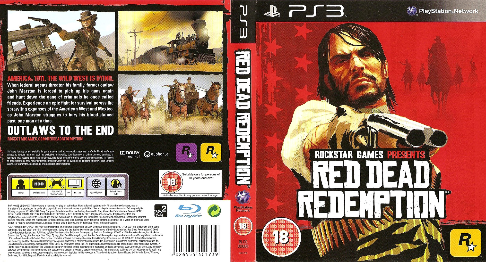 Red Dead Redemption PS3 coverfullHQ (BLES00680)