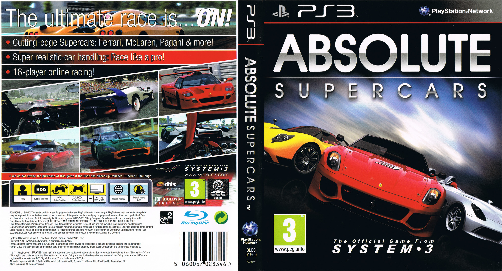 Absolute Supercars PS3 coverfullHQ (BLES01500)