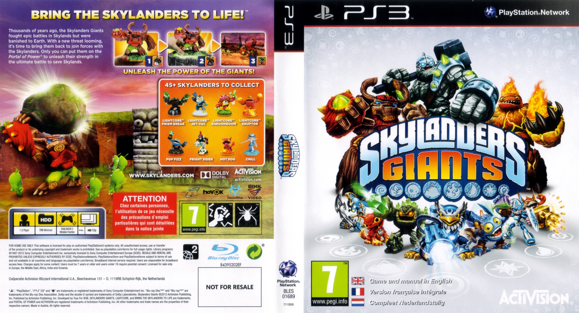 Skylanders Giants PS3 coverfullHQ (BLES01689)