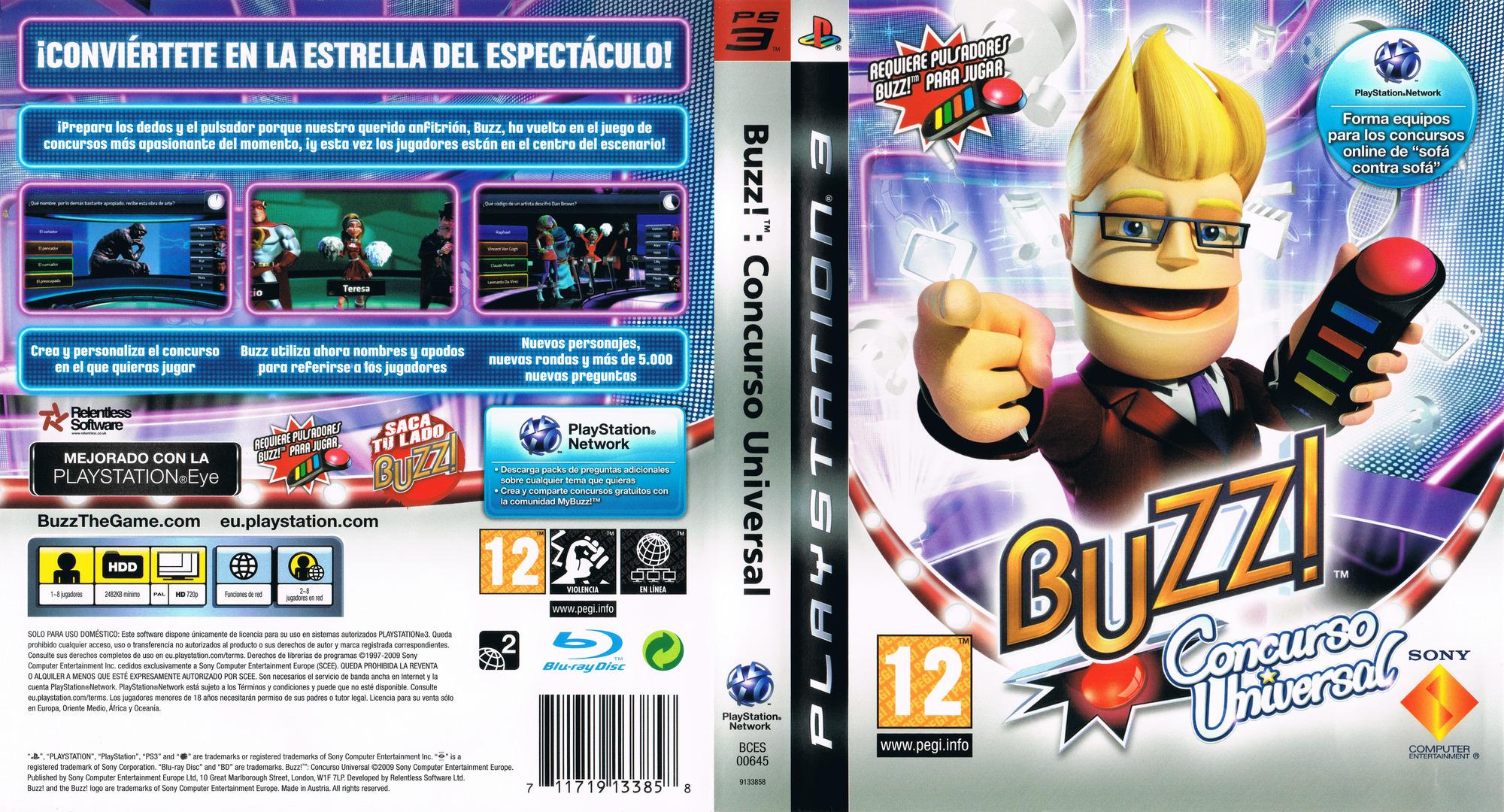 Buzz! Concurso Universal PS3 coverfullHQ (BCES00645)