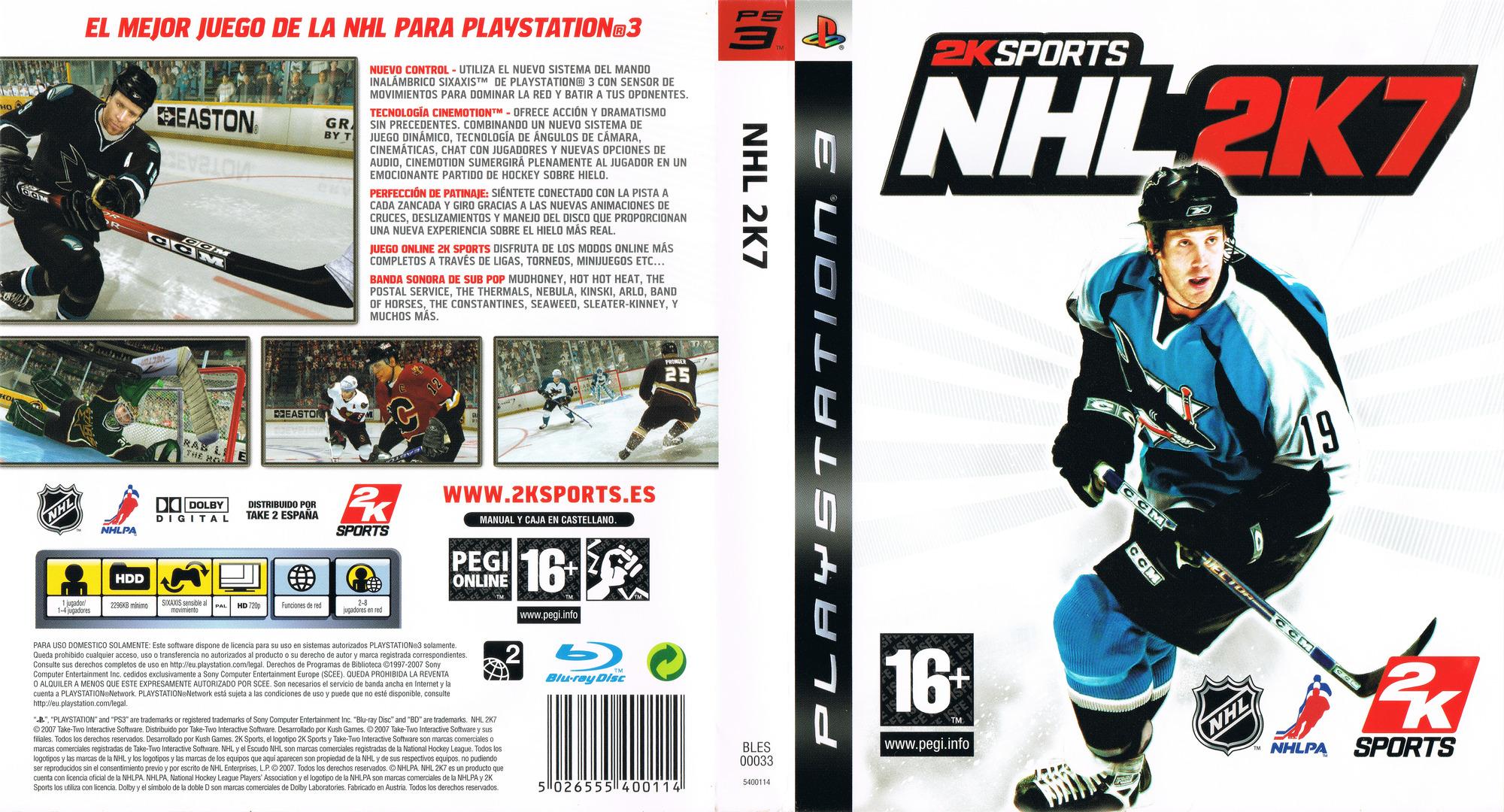 NHL 2K7 PS3 coverfullHQ (BLES00033)