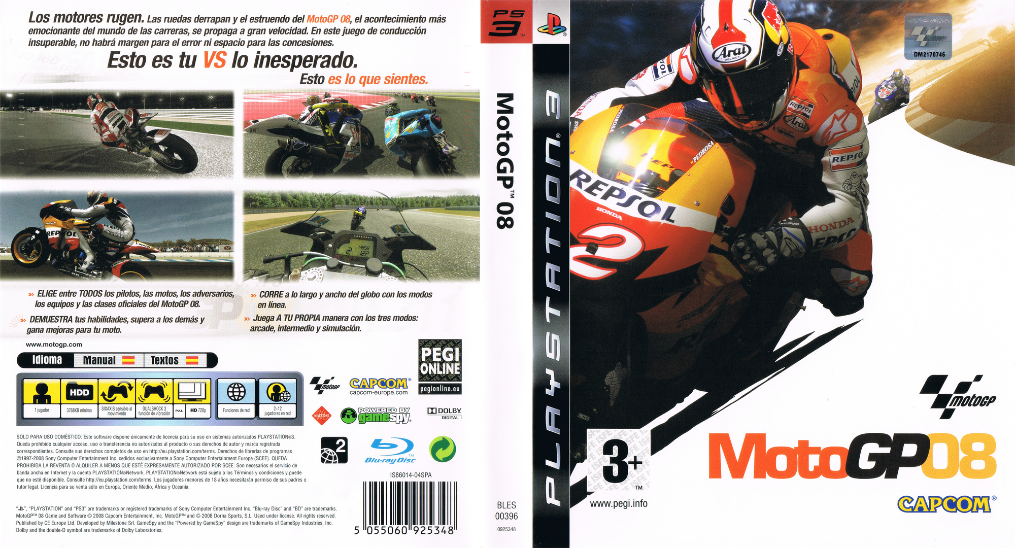 MotoGP 08 PS3 coverfullHQ (BLES00396)