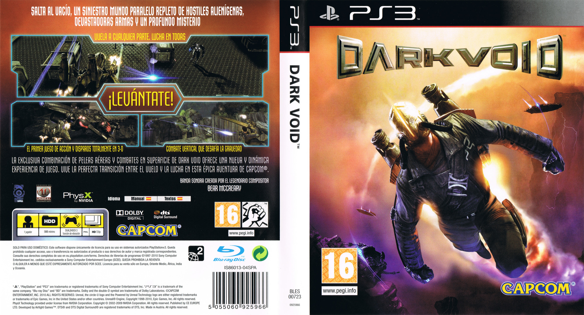 Dark Void PS3 coverfullHQ (BLES00723)
