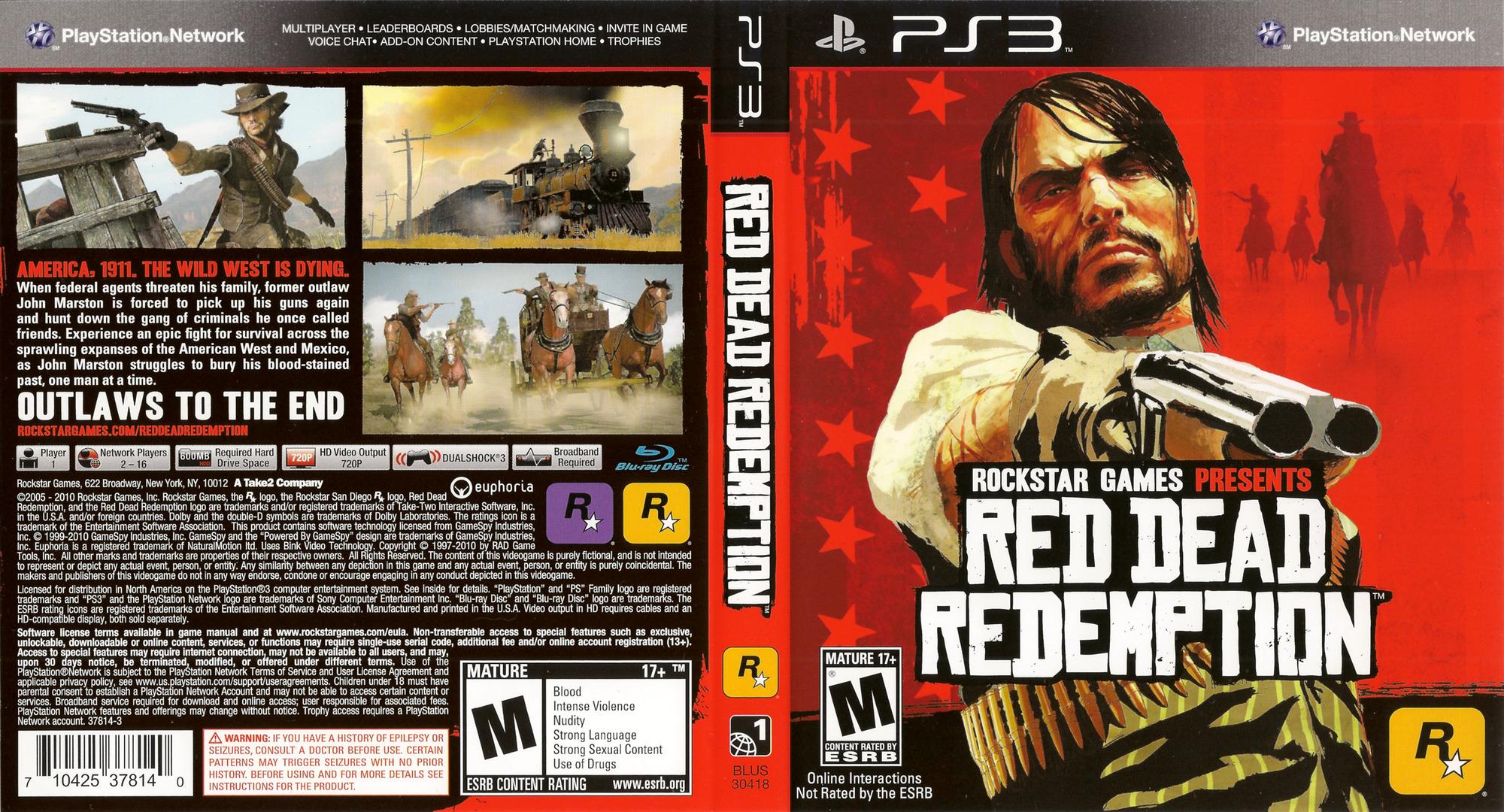 Red Dead Redemption PS3 coverfullHQ (BLUS30418)