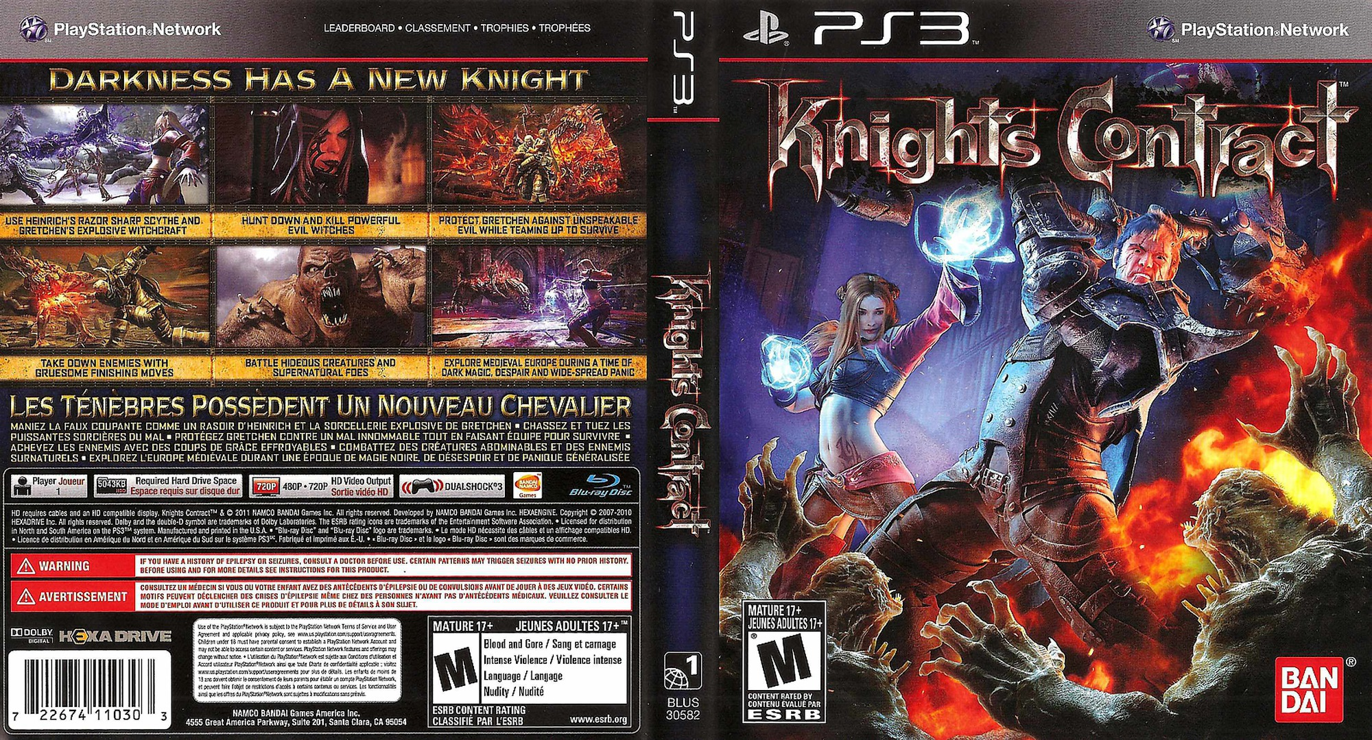 Knights Contract PS3 coverfullHQ (BLUS30582)