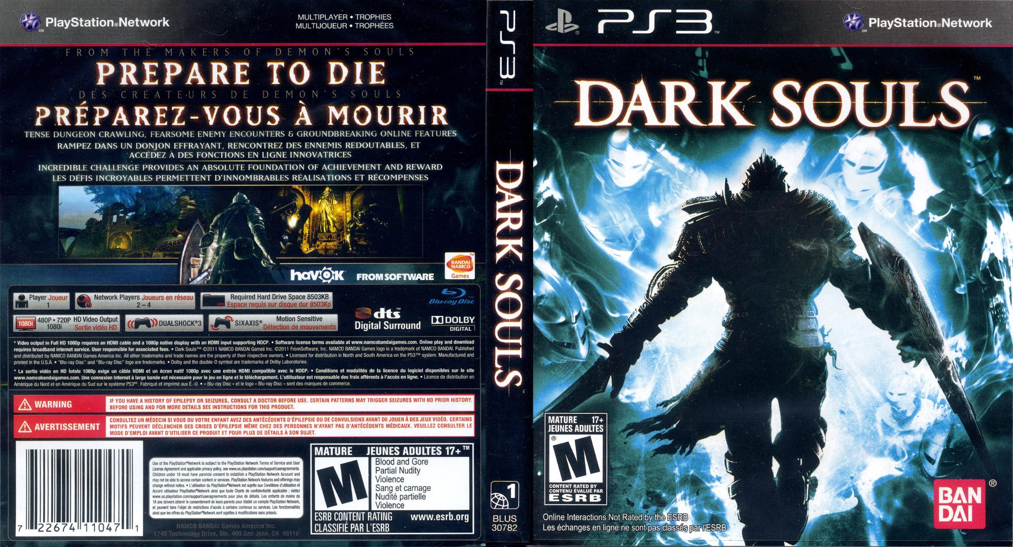 Dark Souls PS3 coverfullHQ (BLUS30782)