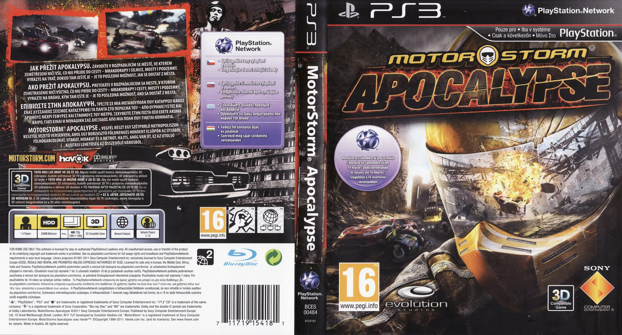 MotorStorm Apocalypse PS3 coverfullHQ (BCES00484)