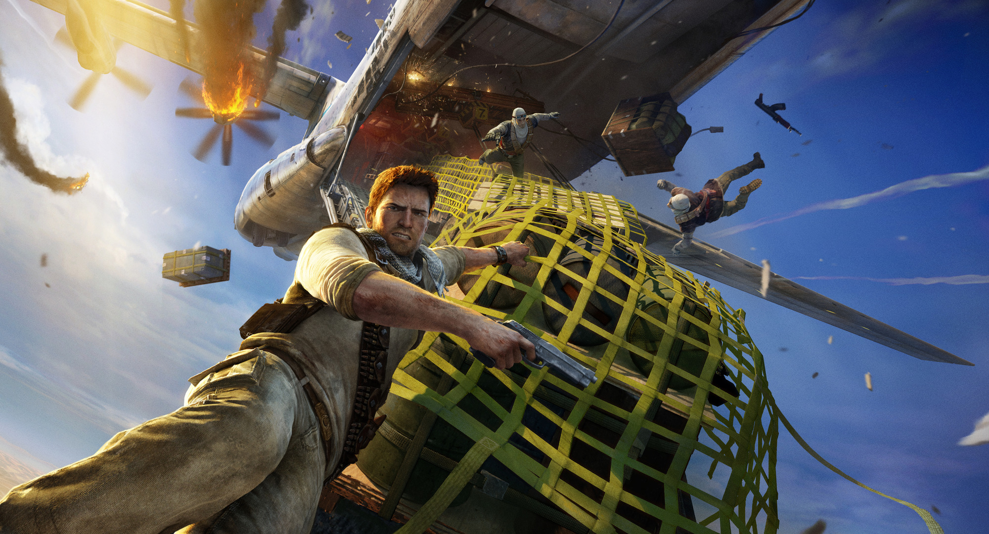 Uncharted 3: Drake's Deception PS3 coverfullHQ2 (BCUS98233)
