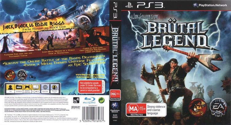 Brutal Legend Array coverfullM (BLES00562)