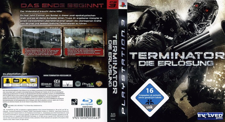Terminator-Die Erlüsung PS3 coverfullM (BLES00537)