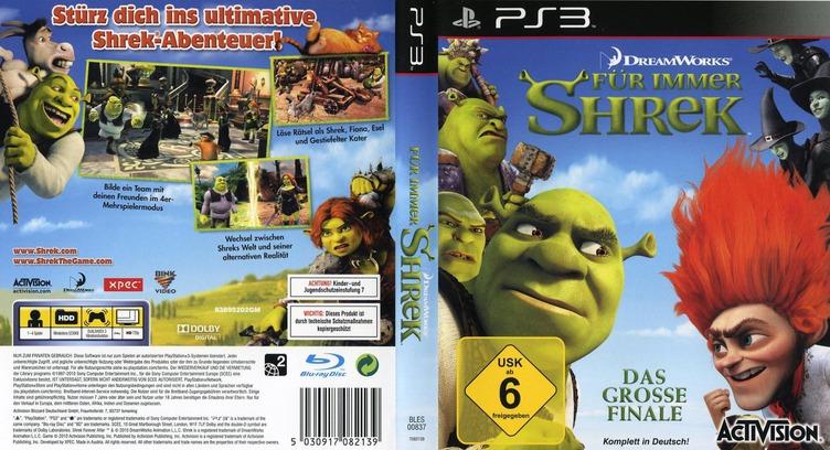 Für Immer Shrek PS3 coverfullM (BLES00837)