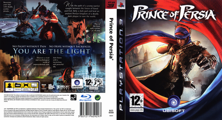 Prince of Persia PS3 coverfullM (BLES00389)