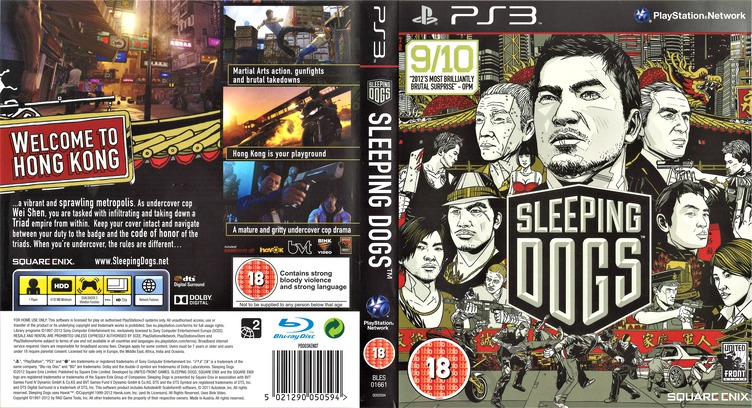 Sleeping Dogs PS3 coverfullM (BLES01661)