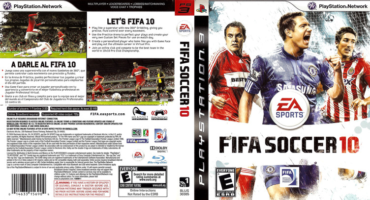 FIFA Soccer '10 PS3 coverfullM (BLUS30385)