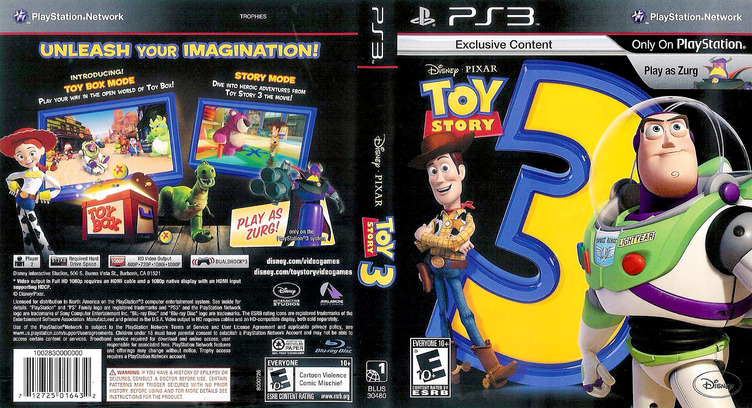 Toy Story 3 PS3 coverfullM (BLUS30480)