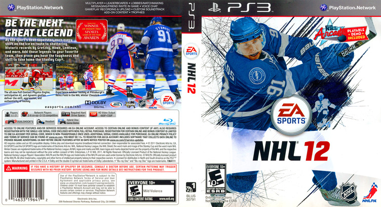 NHL 12 PS3 coverfullM (BLUS30791)