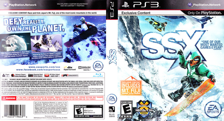 SSX PS3 coverfullM (BLUS30849)