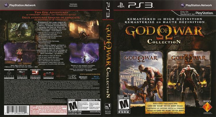 God of War Collection Array coverfullM2 (BCUS98229)