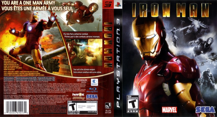 Iron Man PS3 coverfullM2 (BLUS30134)