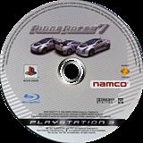 Ridge Racer 7 PS3 disc (BCES00009)