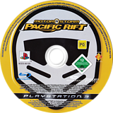 MotorStorm: Pacific Rift PS3 disc (BCES00129)