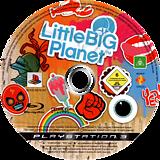 LittleBigPlanet PS3 disc (BCES00141)