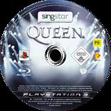 SingStar: Queen PS3 disc (BCES00494)