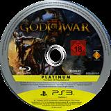 God of War III PS3 disc (BCES00510)