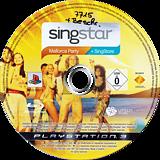 SingStar: Mallorca Party PS3 disc (BCES00519)