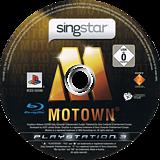 SingStar Motown PS3 disc (BCES00596)