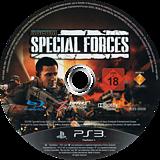 SOCOM: Special Forces PS3 disc (BCES00938)