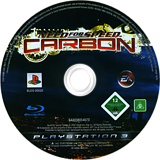 Need for Speed: Carbon PS3 disc (BLES00020)