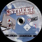 NBA Street Homecourt PS3 disc (BLES00038)