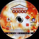 Tom Clancy's Rainbow Six: Vegas PS3 disc (BLES00054)