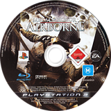 Medal of Honor: Airborne PS3 disc (BLES00174)