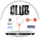 The Club PS3 disc (BLES00192)