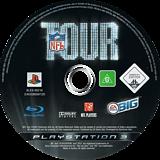 NFL Tour PS3 disc (BLES00218)