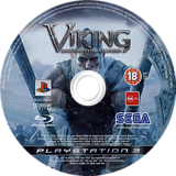 Viking: Battle for Asgard PS3 disc (BLES00242)
