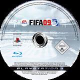 FIFA 09 PS3 disc (BLES00315)