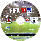 FIFA 10 PS3 disc (BLES00615)