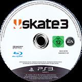 Skate 3 PS3 disc (BLES00760)