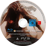 Demon's Souls PS3 disc (BLES00932)