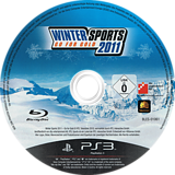 Winter Sports 2011: Go for Gold PS3 disc (BLES01061)