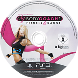 My Body Coach 2 PS3 disc (BLES01218)