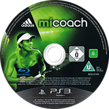 Adidas miCoach PS3 disc (BLES01529)