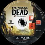 The Walking Dead: A Telltale Games Series PS3 disc (BLES01833)