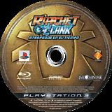 Ratchet & Clank: Atrapados en el Tiempo PS3 disc (BCES00511)