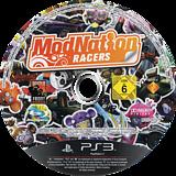 ModNation Racers PS3 disc (BCES00701)