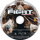 The Fight: Lucha o Muere PS3 disc (BCES00874)