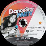 DanceStar Party PS3 disc (BCES01361)